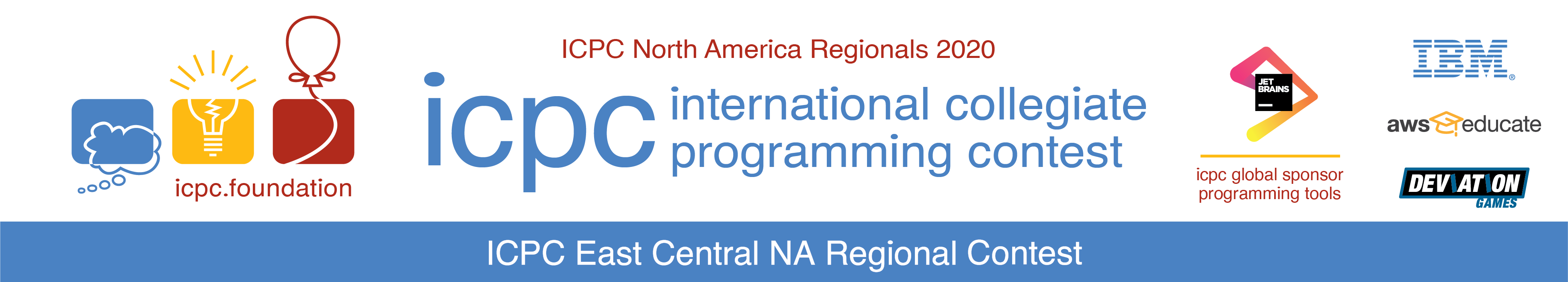 The 2020 ICPC East Central North America Regional Programming Contest